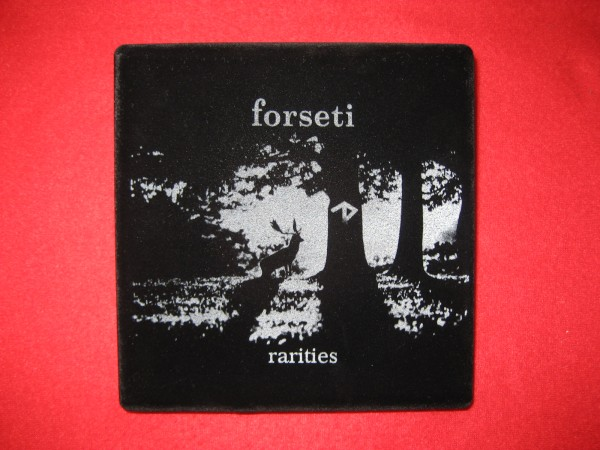 FORSETI - Rarities VELVET 4-CD BOX SET (Lim50)