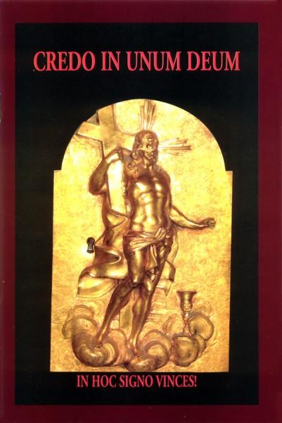 V/A Sampler - Credo In Unum Deum CD+Book