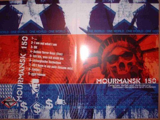 Mourmansk 150 - Zwischen Verfall Und Veränderung CD (Lim300)
