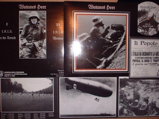 Wutanes Heer - 1915-1918 7 (Lim300)