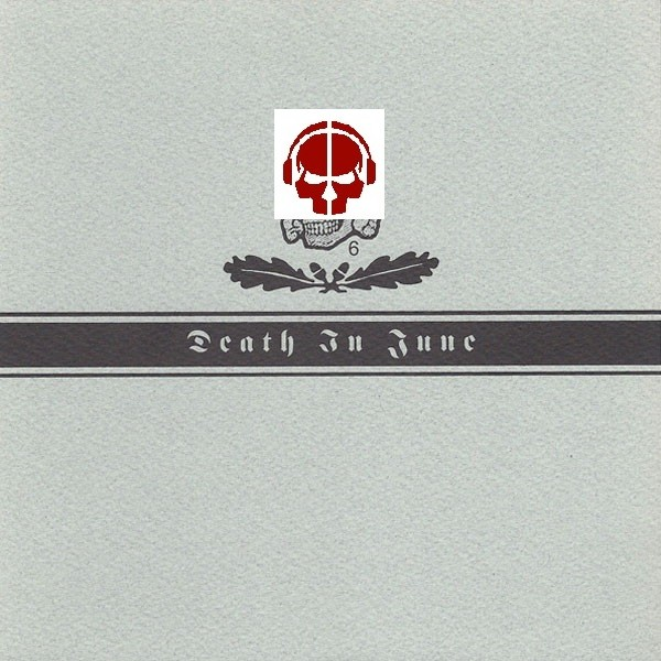 "DEATH IN JUNE - The March Of The Lonely 7""EP gray (Lim93) 2000"