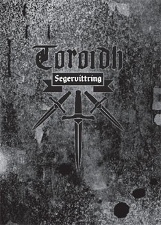 Toroidh - Segervittring A5 CD