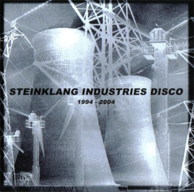 V/A Sampler - Steinklang Industries Disco CD
