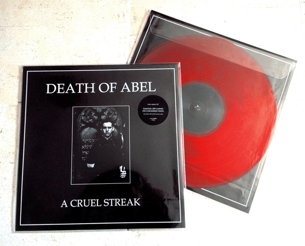 Death Of Abel - A Cruel Streak LP (Lim249)