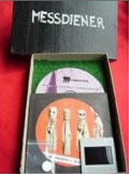 Messdiener - Würmer Im Kruzifix / Klosterarbeiten CDBOX Lim222 2008