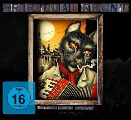 Spiritual Front - Rotten Roma Casino CD+DVD