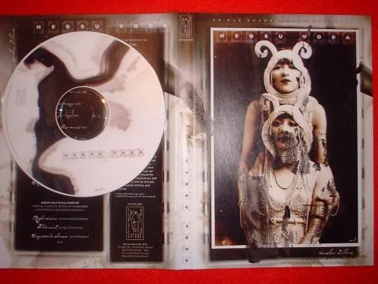 Negru Voda (Megaptera) - Voodoo Killers CD (Lim250)