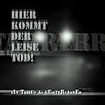 V/A Sampler - Hier Kommt Der Leise Tod (Geisterfahrer) CD 2006