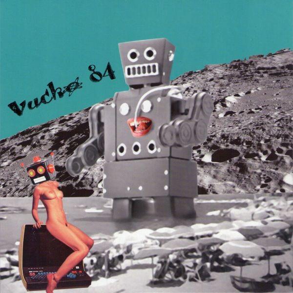 """Vucko 84 - Der Sultan 7"""" (Lim150)"""