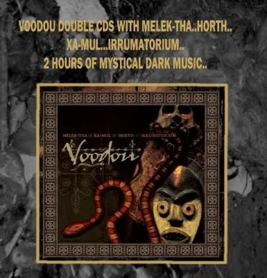 Melek-tha - Voodou 2CD (Lim100)