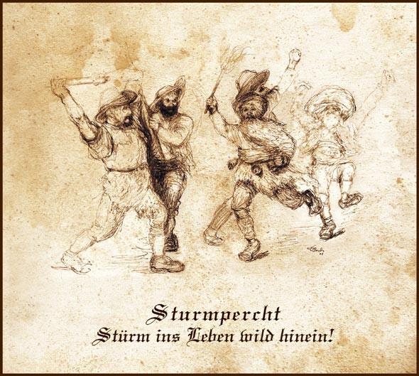 Sturmpercht - Stürm Ins Leben Wild Hinein! CD (3rd)