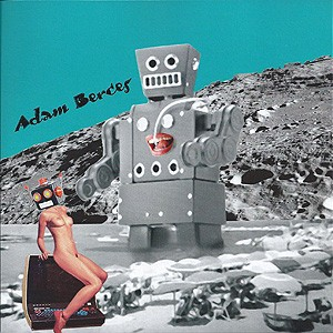 "Adam Berces - Death:Automatic 7"" (Lim200)"