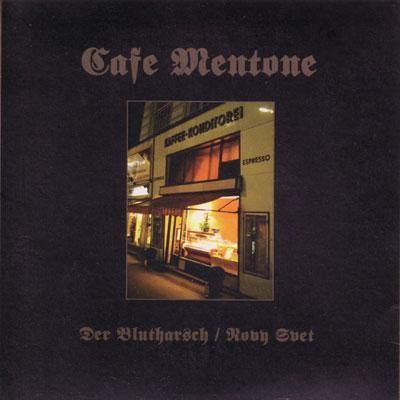 Der Blutharsch / Novy Svet - Cafe Mentone 7 (Lim200)