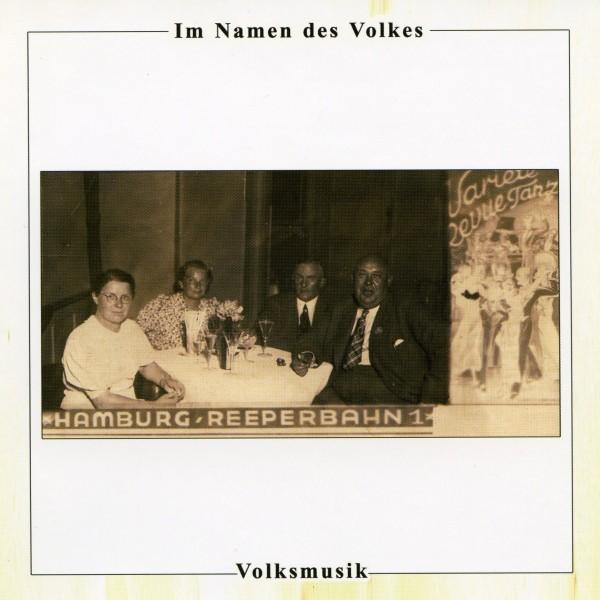 Im Namen des Volkes - Volksmusik CD 2008