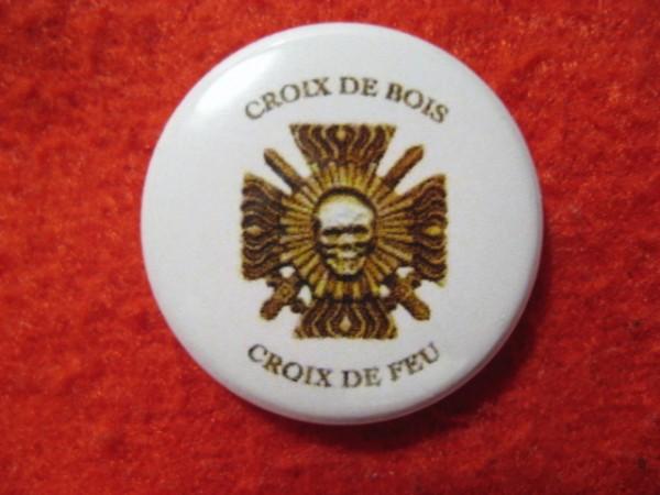 Les Joyaux De La Princesse - Croix De Bois Croix De Feu PIN