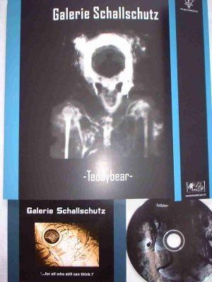 Galerie Schallschutz - Teddybear (Lim300)
