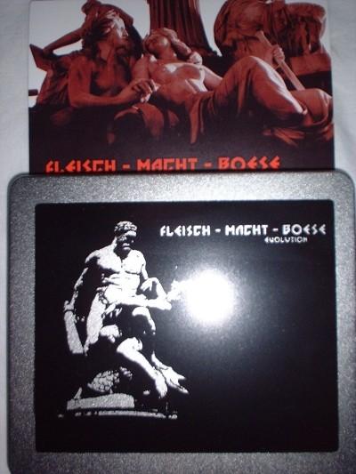 Fleisch Macht Boese - Evolution CD Box (Lim100)
