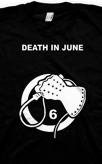 DEATH In JUNE - Wiphand Shirt (RARE)
