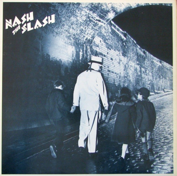 Nash The Slash – Children Of The Night LP (1980)