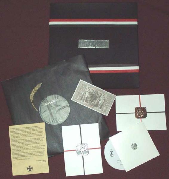 Wappenbund - Preußen LP Box (1st Lim295)