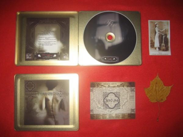 ZR19.84 - Vitam Transire Silentio CD (Goldbox Lim50)