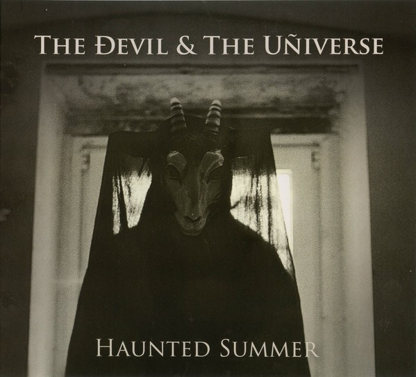 The Devil & The Universe - Haunted Summer CD (Lim200)