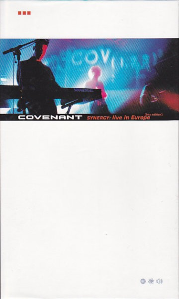 COVENANT - Synergy: Live In Europe (Box Edition)