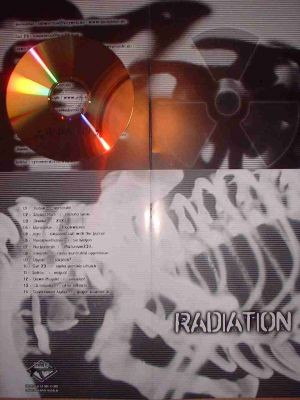 V/A Sampler - Radiation CD (Lim300)