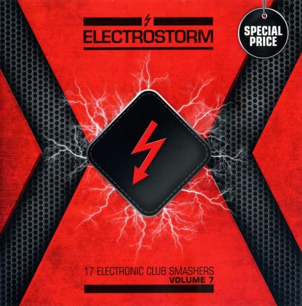 ELECTROSTORM VOL.7 CD V/A 2016