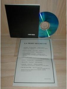 V/A Sampler - La Mort Heureuse CD (Lim100)