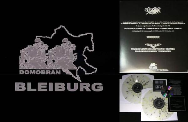 V/A THAGLASZ (Death in June) Bleiburg - Domobran 2LP SET (Lim150