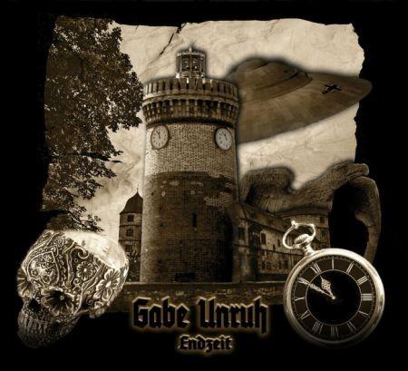 GABE UNRUH - Endzeit Digi CD (Lim500)