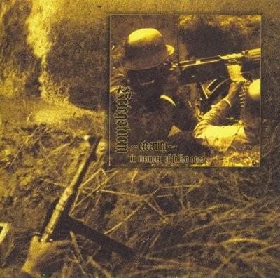 KRIEGSTURM - Eternity CD (2nd Lim300)