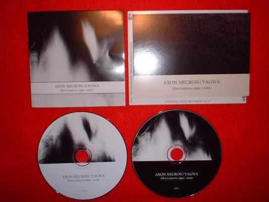Axon Neuron/Vagwa feat. KIRLIAN CAMERA - Documents 2CD(Lim400)