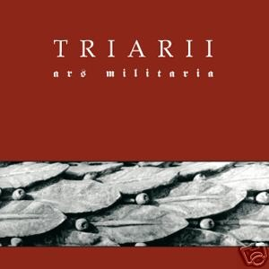 TRIARII - Ars Military CD (2nd 2011)