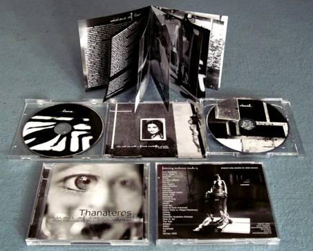 V/A Sampler - Thanateros - Visions Of Love & Death 2CD