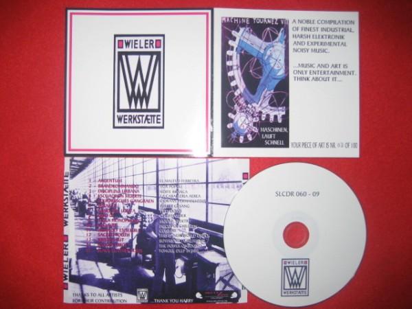 V/A Sampler - WIELER WERKSTAETTE CD (Lim100)