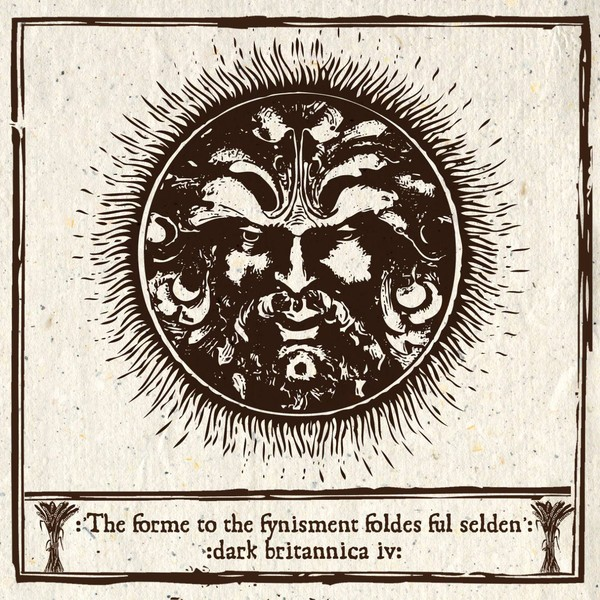 V/A Sampler - Dark Folk Britannica 2CD 2020