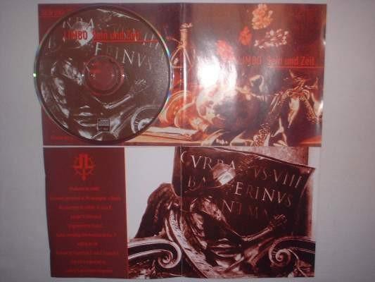 Limbo - Sein und Zeit CD (1996)