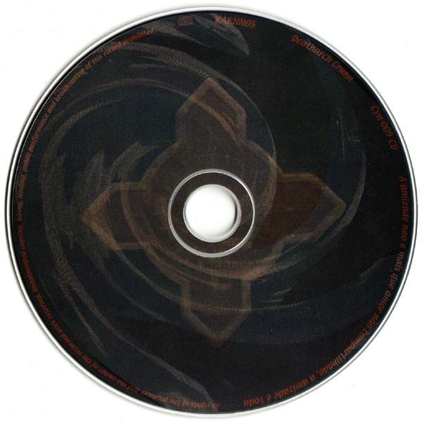 Karnnos (Wolfskin) - Deatharch Crann CD (Lim919)