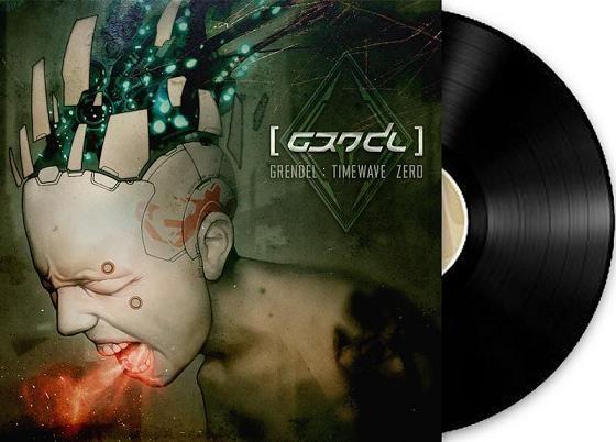 Grendel -Timewave Zero LP (Lim300)