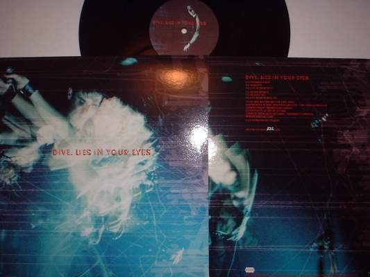 Dive - Lies in your eyes LP (Lim600)