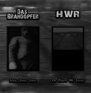 DAS BRANDOPFER / HWR - Ideal CDr (Lim100)