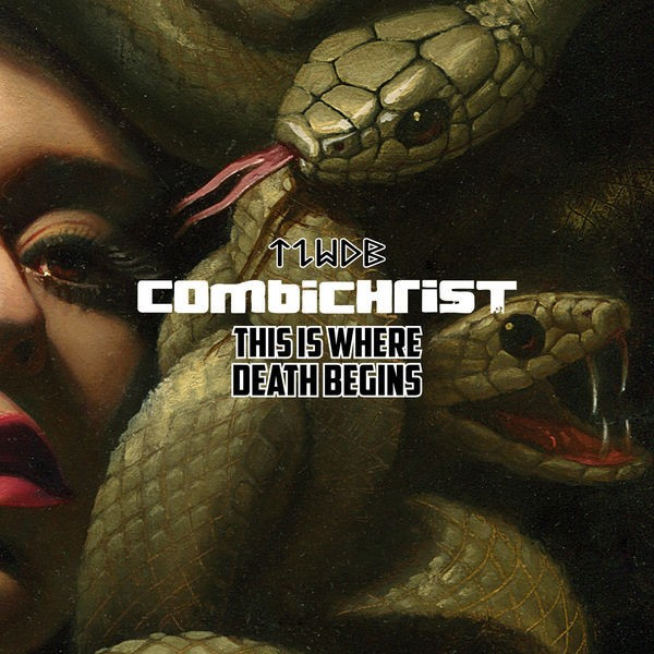 COMBICHRIST - This Is Where Death Begins SET: LP+CD (Lim) 2016