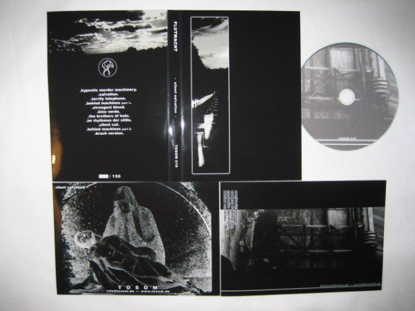 FLUTWCHT - Silent Salvation CD (Lim150)