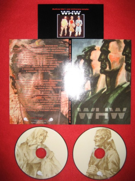 V/A Sampler -WHW 2CD (Lim200)