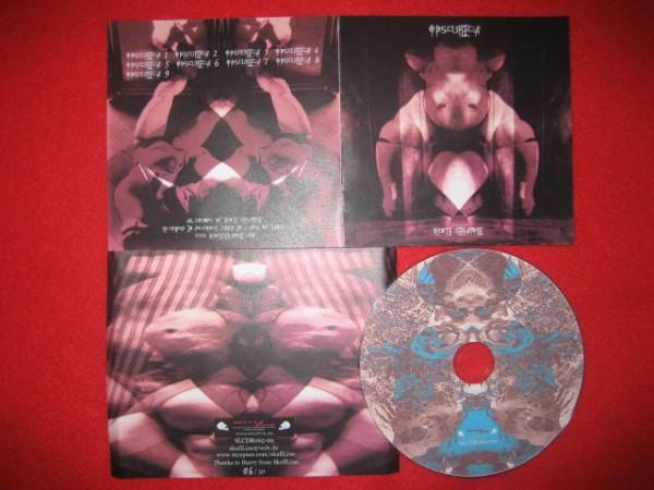 Kenji Siratori - Obscurica CD (Lim50)