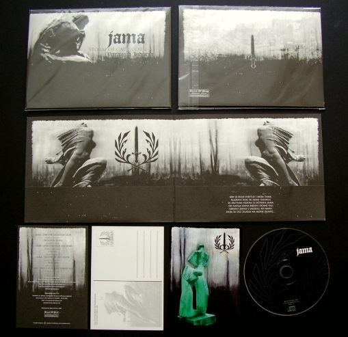Storm Of Capricorn / Paranoia Inducta - Jama CD (Lim300)