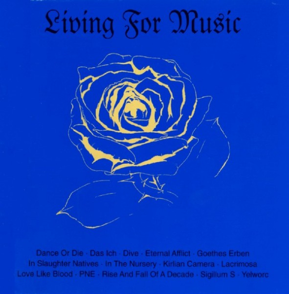 V/A Sampler - Living For Music CD (1994)