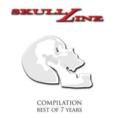 V/A SkullLine - Best of 7 years CD (Lim500) 2012 last copies !